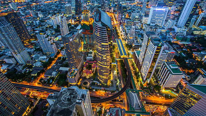 メインビジュアル : Fujitsu Asia Conference Bangkok イベントレポート