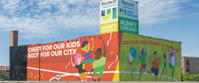 The Mural Building: Urban Initiatives