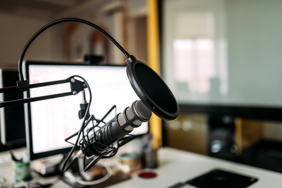 Podcasts Are Becoming The Go-To Source Material For Movies And TV