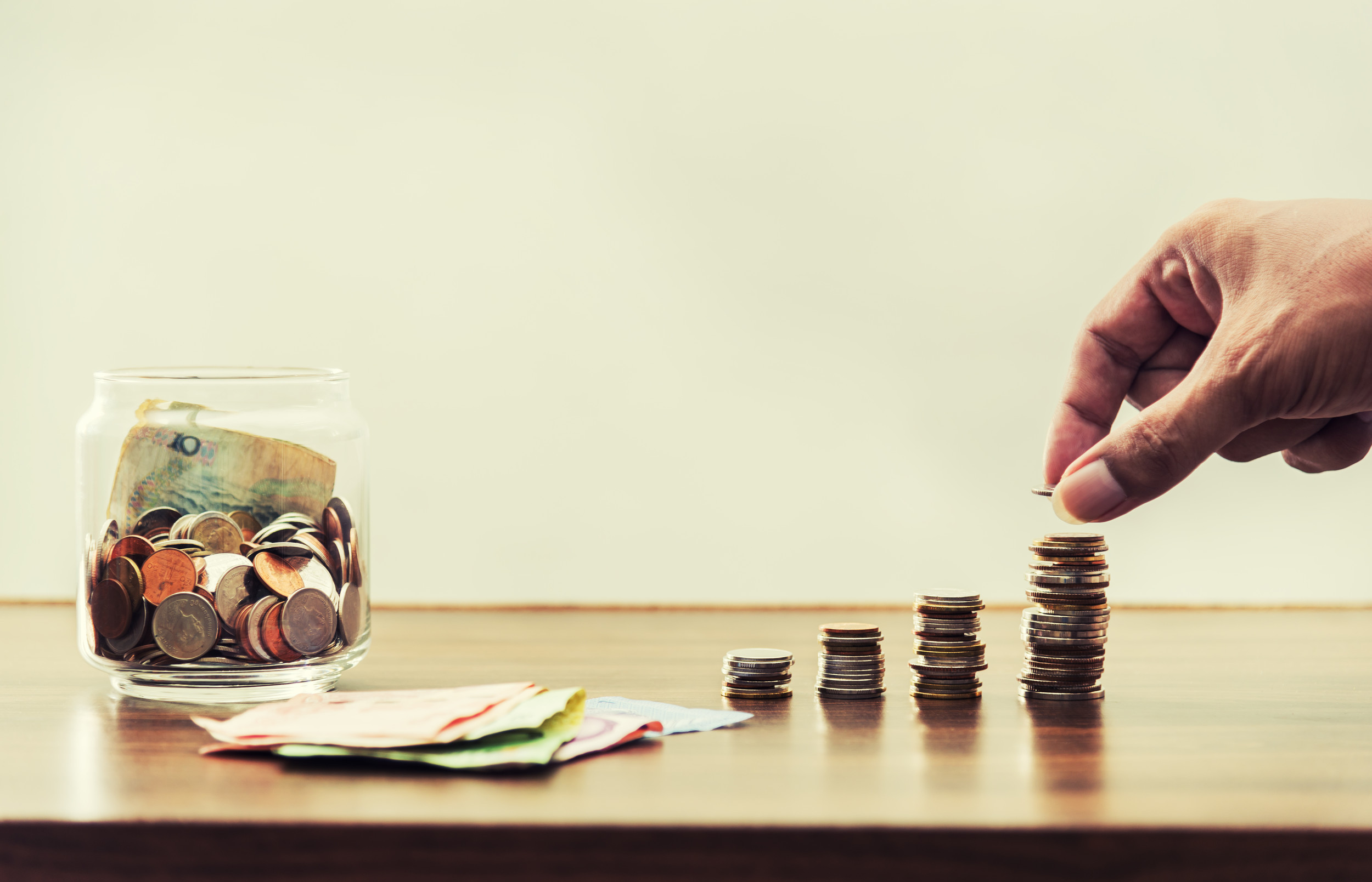 The magic math of paying yourself first