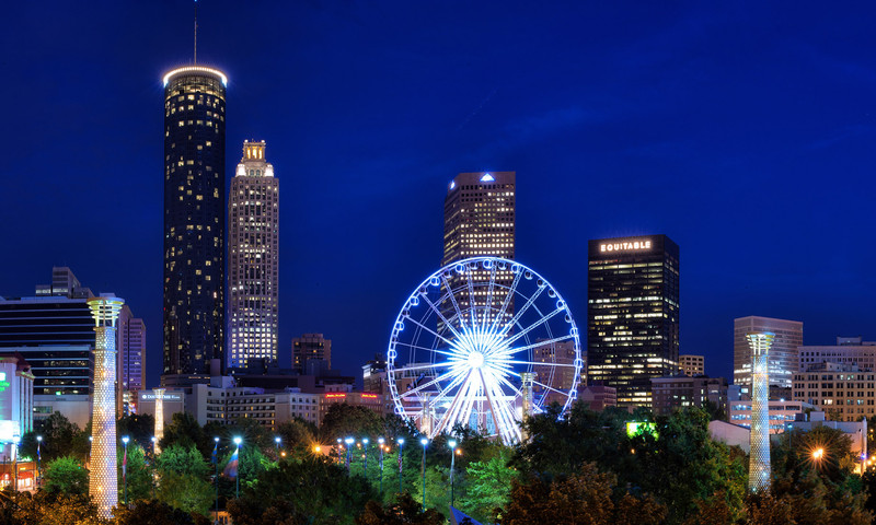 Here are a few things to know about Atlanta before you visit. (Gene Phillips, AtlantaPhotos.com)