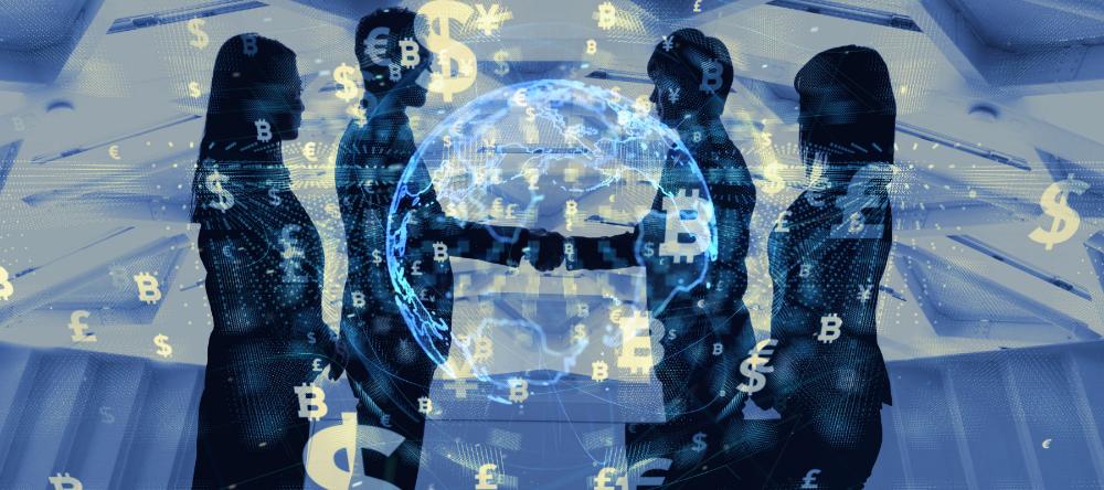 メインビジュアル : フィンテックの世界的ブーム、スタートアップ企業383社が記録的な資金調達を達成