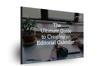 Why You Need An Editorial Calendar