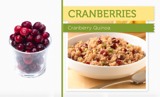 Cranberry Quinoa Recipe